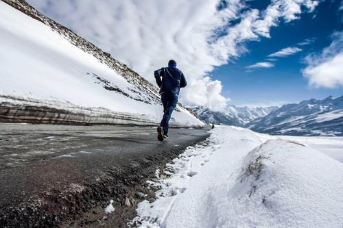 Siete cosas que le ocurren a tu cuerpo cuando sales a ejercitarte en invierno