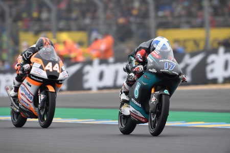 Mcphee Canet Mugello Moto3 2019