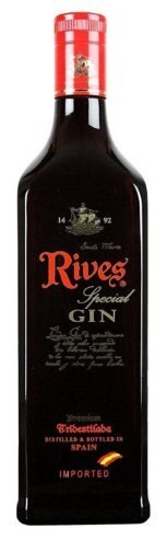 Gin Rives Premium, medalla de plata en la San Francisco World Spirits Competition 2013