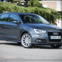 Verás bastantes Audi A1 salir de Martorell