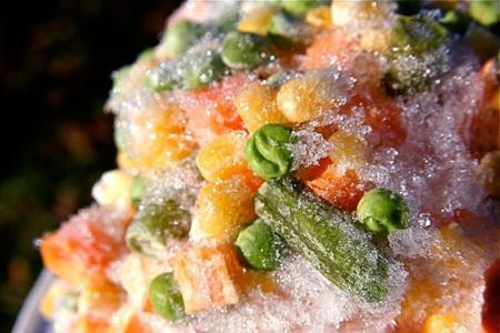 Lo que debes saber sobre las verduras congeladas