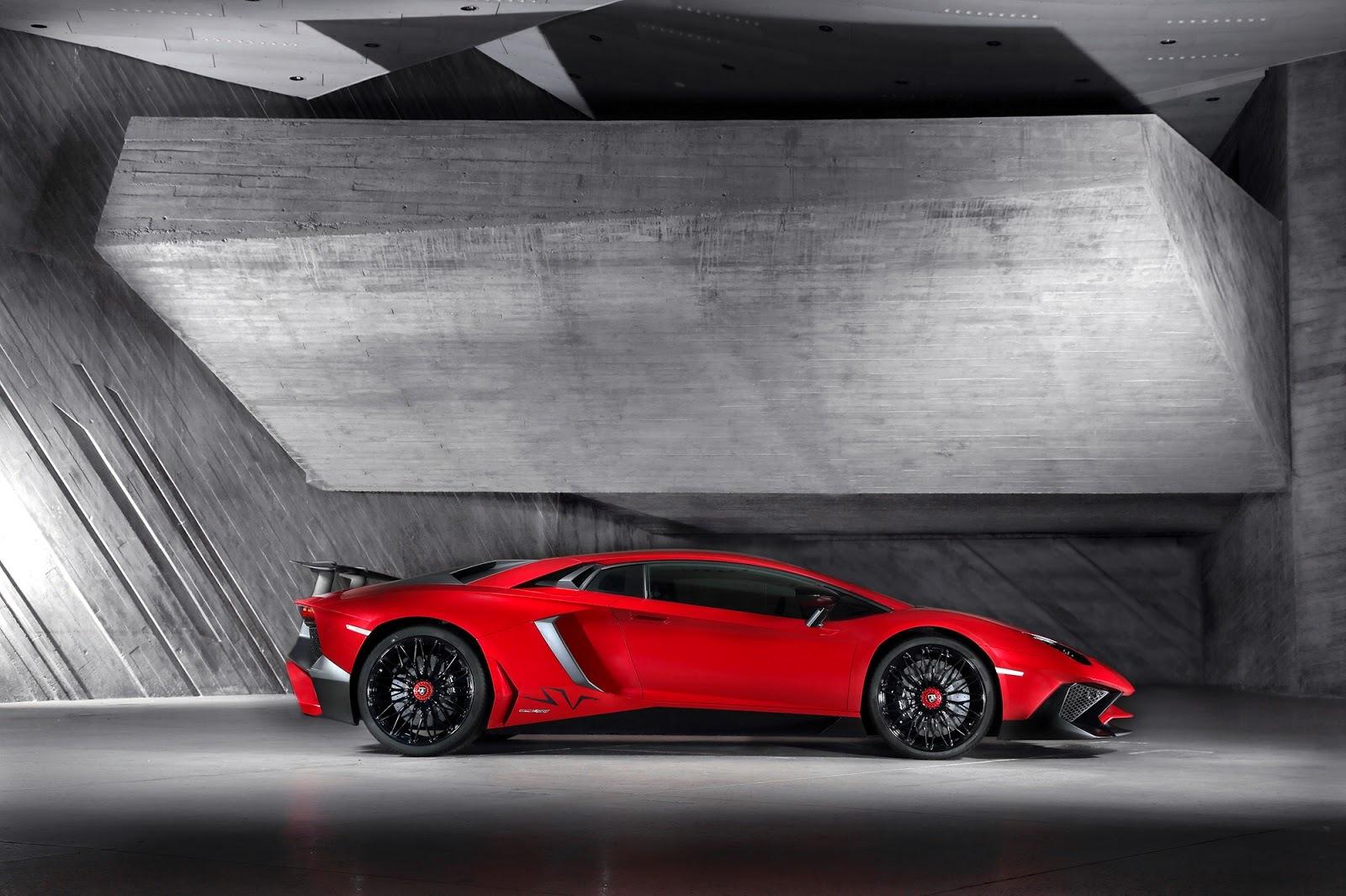 Foto de Lamborghini Aventador SV (18/21)