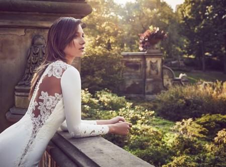 Las mejores blogueras de moda se visten de novia en Pronovias