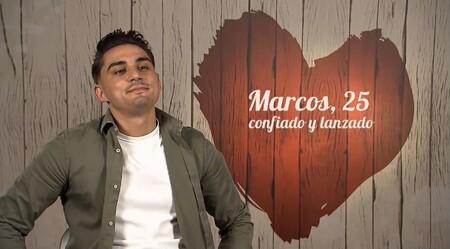 Marcos, amante del culo