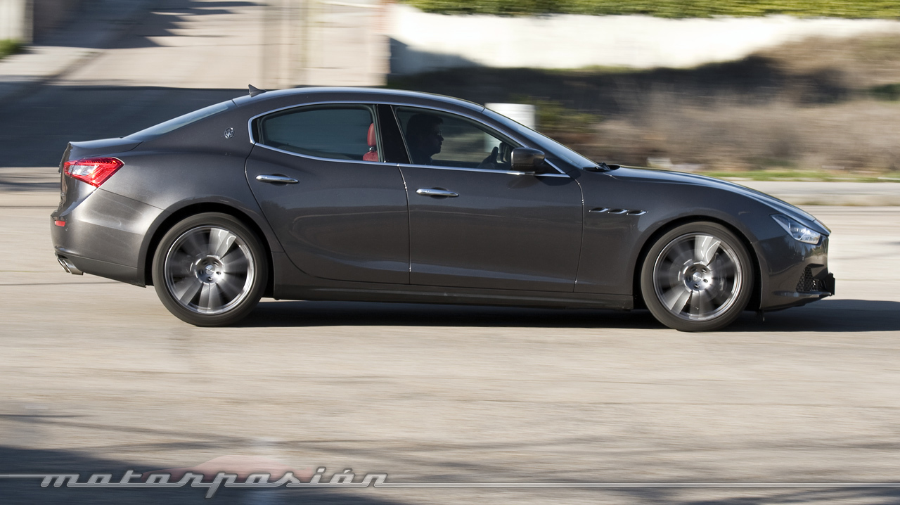 Foto de Maserati Ghibli Diésel (prueba) (24/42)