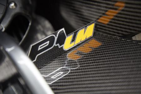 McLaren P1 LM flap