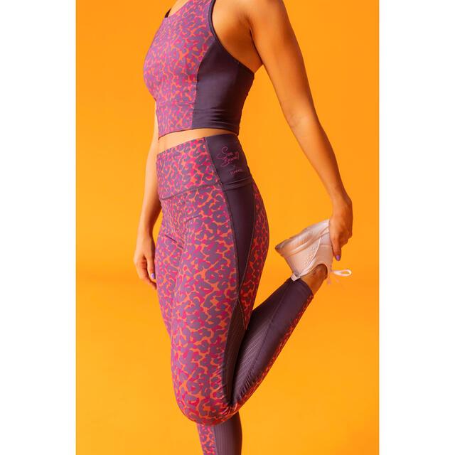 Leggings Decathlon x Sara Baceiredo