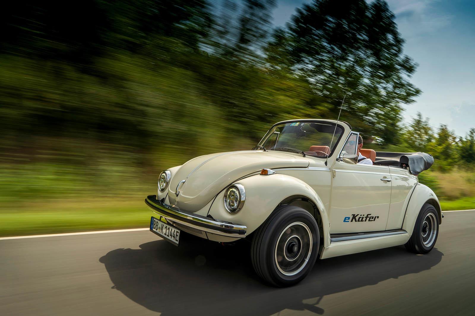 Foto de Volkswagen e-Beetle (17/19)