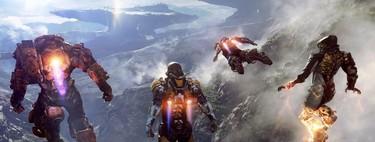 """Scylla Costa, productor y veterano de Bioware: """"Es muy difícil definir Anthem', porque nos inspiran fuentes tan distintas como Dark Souls o Forza Horizon"""""""