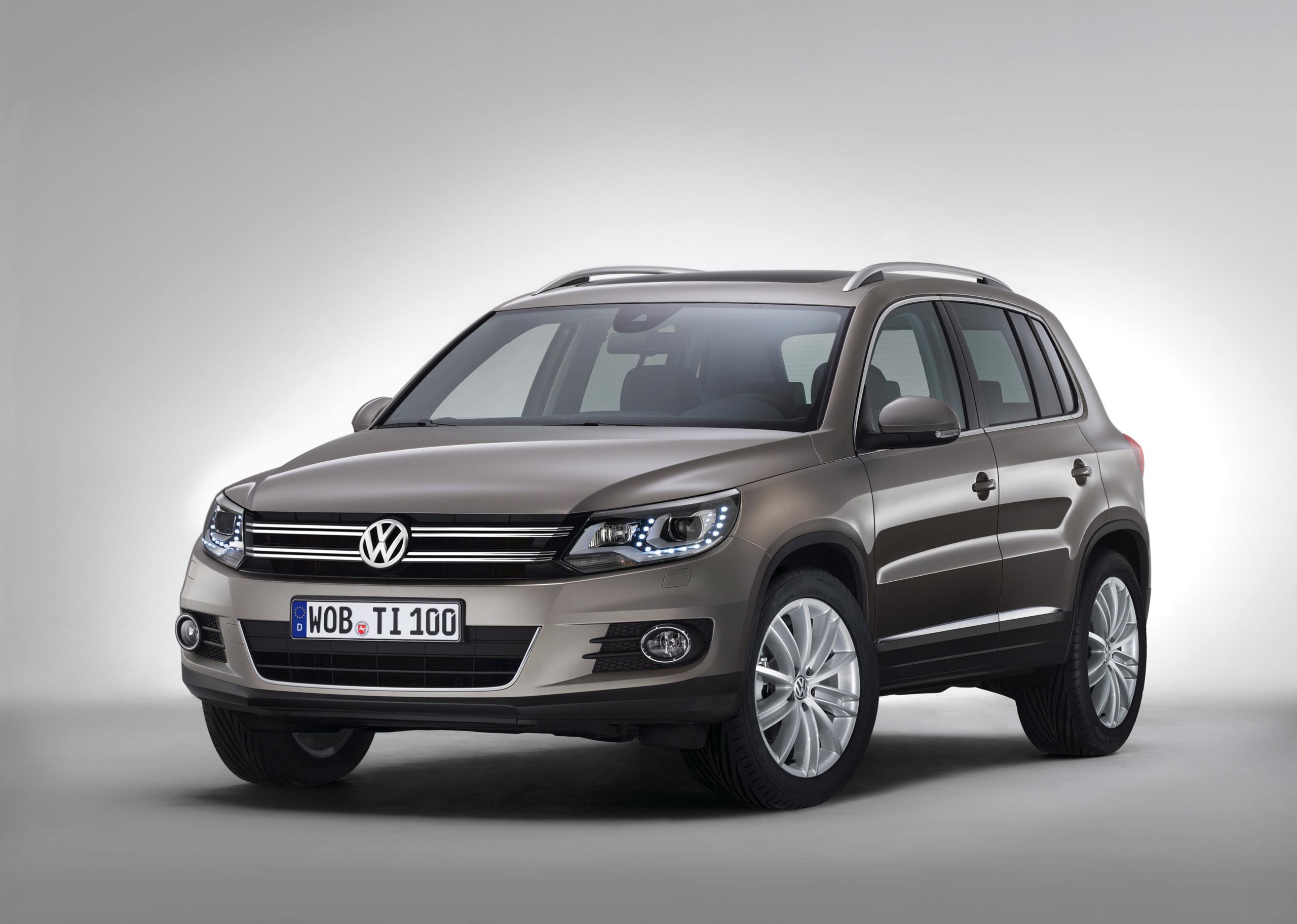 Foto de Volkswagen Tiguan 2011 (1/33)