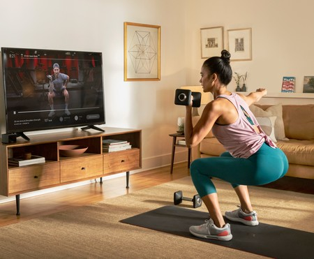 La tele pasa a ser un entrenador personal: Peloton lleva su aplicación para hacer ejercicio a Android TV