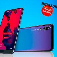 Un excelente smartphone como el Huawei P20 Pro de 128GB marca un nuevo precio mínimo en Amazon: ahora lo tienes por 309,99 euros