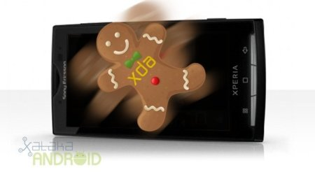 Sony Ericsson Xperia X10, con Gingerbread 2.3 gracias a XDA Developers