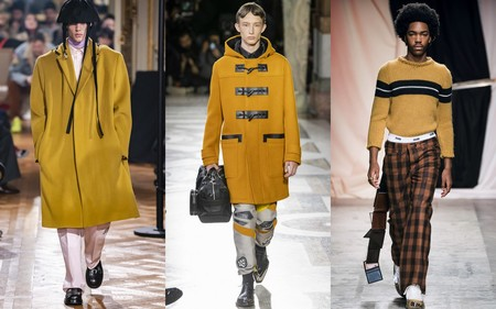 Nueve Colores En Tendencia Otono Invierno 2019 Trendencias Fall Winter Colors Trends 06