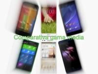 Así queda la gama media de smartphones: comparativa