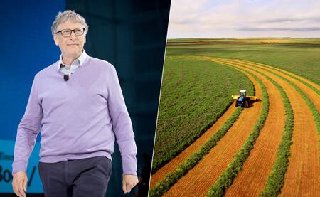 Sin llamar la atención, Bill Gates se ha convertido en el mayor terrateniente de Estados Unidos
