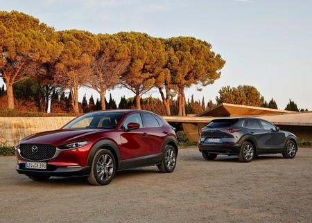 El Mazda CX-30 podría recibir variante turbo como el Mazda3, con hasta 250 hp