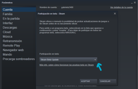 beta steam