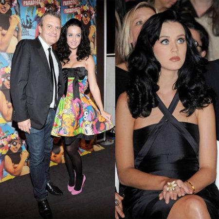 Katy Perry en la Semana de la Moda de París