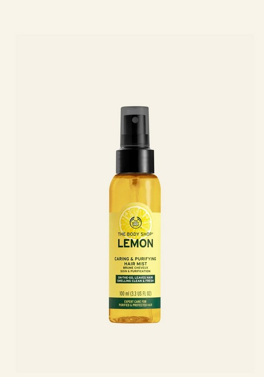 Hair Mist Purificante de Limón