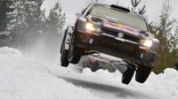 WRC: Sébastien Ogier se lleva un apretadísimo final del Rally de Suecia