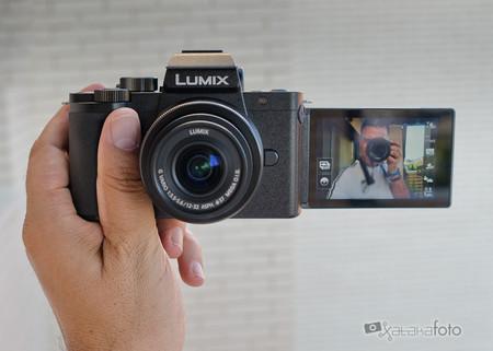 Panasonic Lumix G100 9