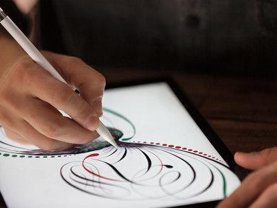 Imagen de la Semana: La última portada de The New Yorker, hecha exclusivamente con el iPad