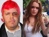 Lindsay Lohan se pone violenta con Perez Hilton