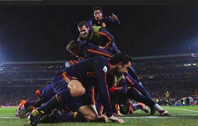 España futbol
