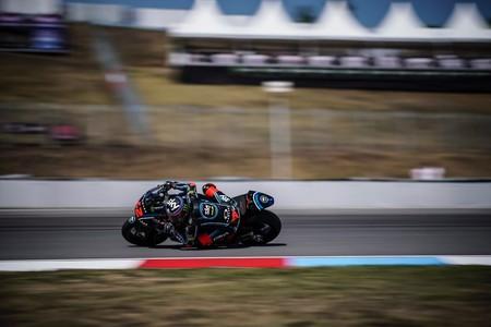 Francesco Bagnaia Gp Republica Checa Moto2 2018
