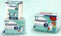 Nueva leche de fórmula Almirón