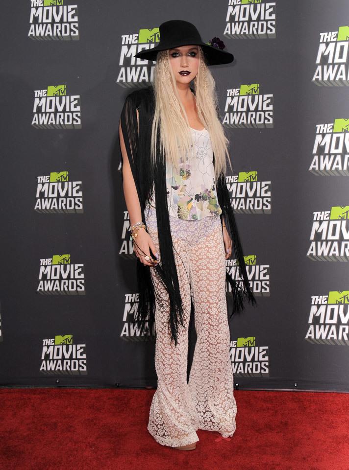 Foto de Top 10: Las famosas peor vestidas de 2013 (13/21)