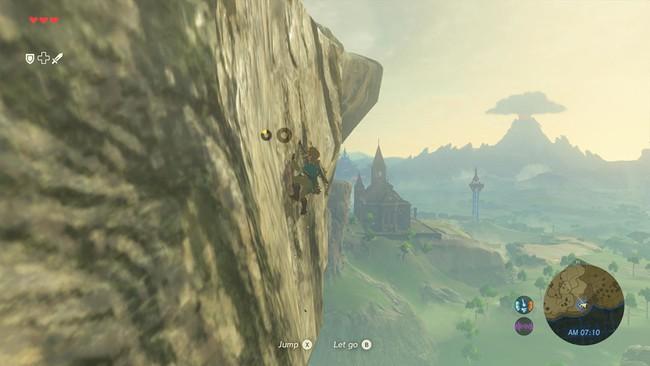 Zelda Breath Of The Wild Montana