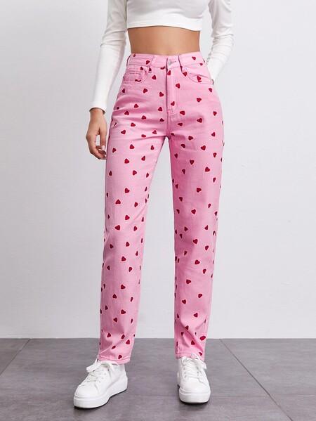 Pantalones Vaqueros Shein 02
