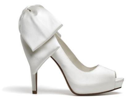 Colección de zapatos de novia Lodi