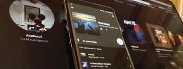 He probado YouTube Music para comprobar si merece la pena abandonar Spotify Premium y estas han sido mis impresiones
