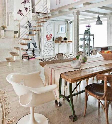 Tres estilos decorativos para un hogar hipster el - Todo en decoracion para el hogar ...