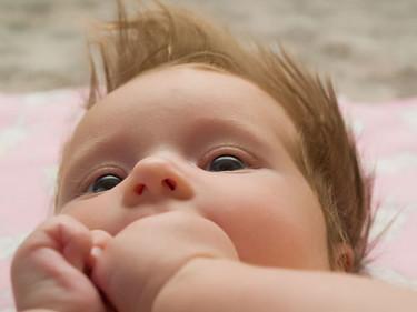 Rinitis del recién nacido