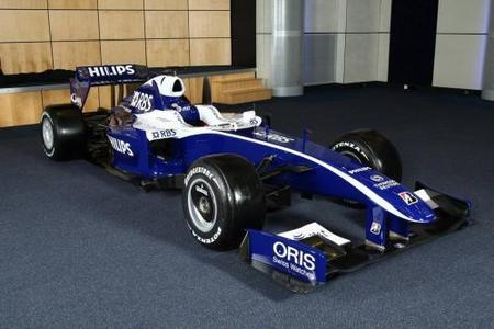 Williams F1 confirma a Rubens Barrichello y Nico Hülkenberg como pilotos para 2010