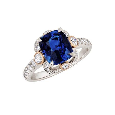 """""""Les Précieuses de Fabergé"""", las joyas exclusivas que inauguran la boutique Fabergé en Madison Avenue"""