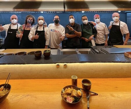 Inaugura Deigo Ramen: el tercer restaurante de Luisito Comunica en la Ciudad de México