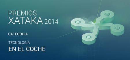 Premios Xataka 2014: vota por la Mejor Tecnología en el Coche