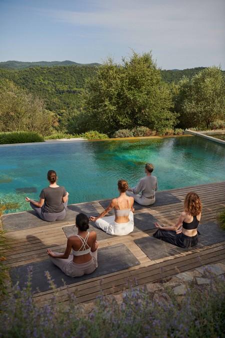 Oysho Yoga Meditation Collection 2