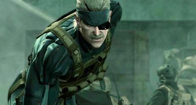 ¡Aún respira! 'Metal Gear Solid 4' recibirá un parche para añadir trofeos