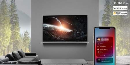 AirPlay 2 y HomeKit comienzan a llegar a los smart TV de LG de 2019