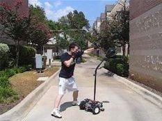 El robot sparring