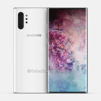 """Galaxy Note 10 Pro: más pantalla y más cámaras para la supuesta versión mayor del smartphone """"más pro"""" de Samsung"""