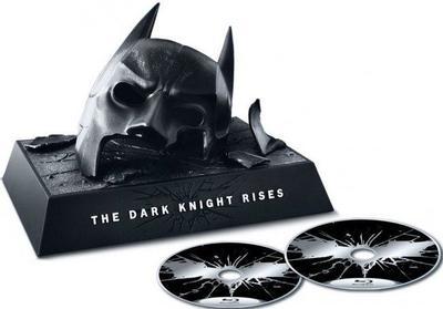 'El Caballero Oscuro: La Leyenda Renace' tendrá una edición de lujo en dvd y blu-ray