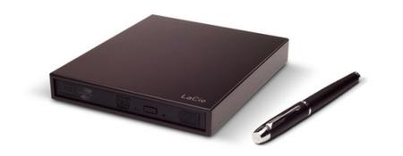Grabadora DVD LaCie