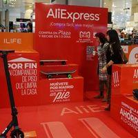 AliExpress abrirá el domingo en Madrid su primera tienda física en España